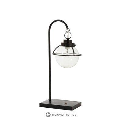 Juoda stalinė lempa Yorick (Jolipa)