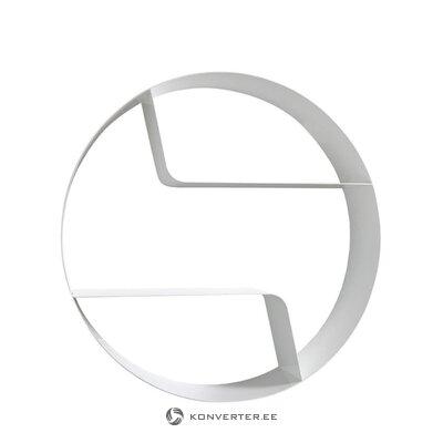 White design wall shelf giovo (tomasucci)