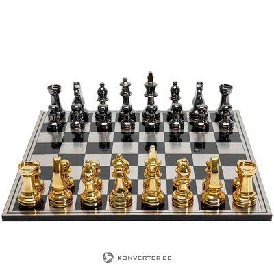 Dekoratīvais šaha galda šahs (aptuvens dizains)