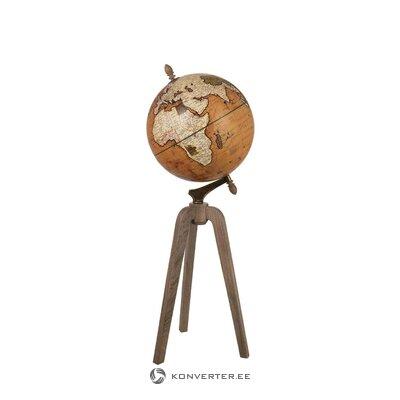Dekoratīvs globuss zemniecisks (jolipa)