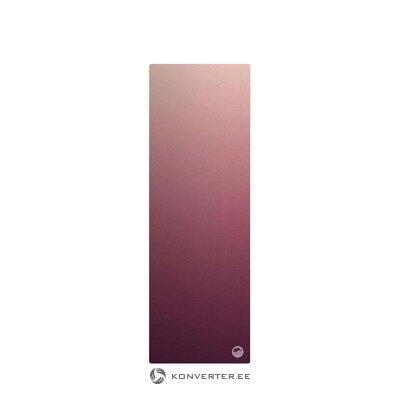 Violetti joogamatto mondo (luviyo)