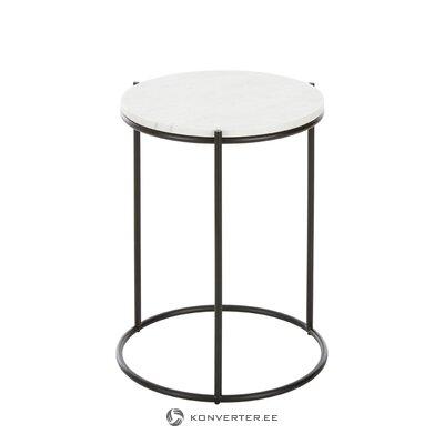 Mažas marmurinis kavos staliukas (ella)