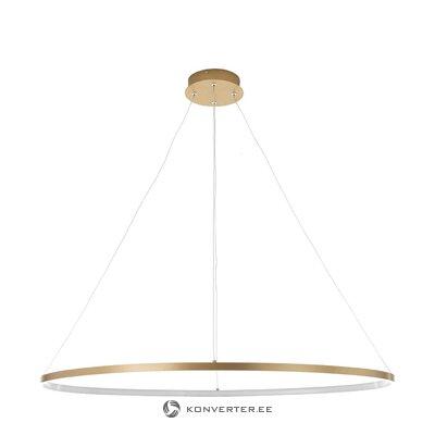 Kultainen LED -riippuvalaisin (Tomasucci)