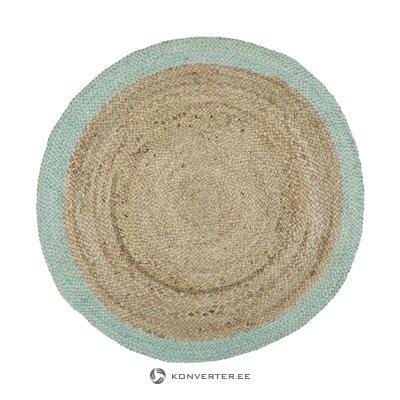 Pieni pyöreä matto (shanta)