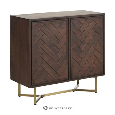 Solid wood chest of drawers (luca)