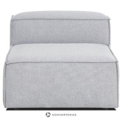 Gray small sofa (flight)