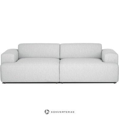 Light gray sofa (melva)