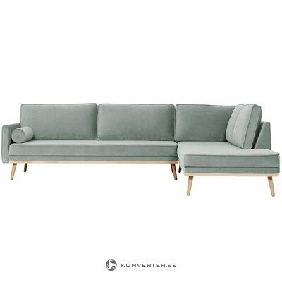 Hall velvet sofa (saint)
