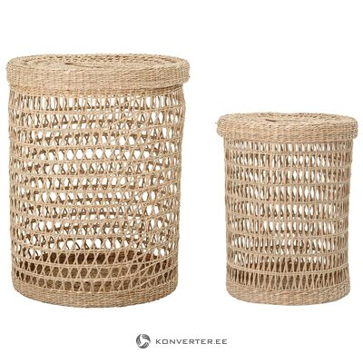 Storage basket set beta (bloomingville) (in box, whole)