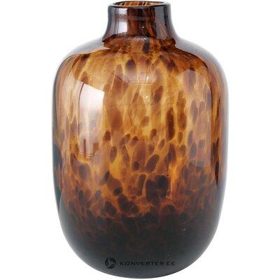 Design flower vase leopard (boltze)