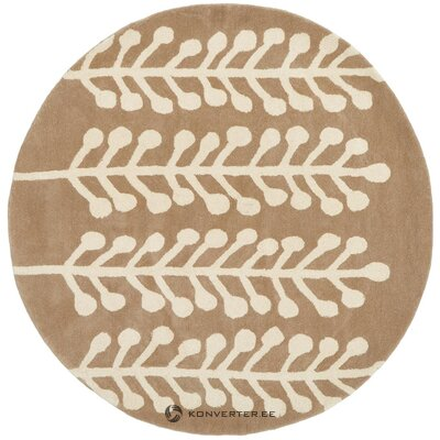 Pyöreät mattoyrtit (bakero)