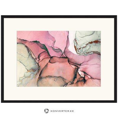 Sienu mākslas abstraktā māksla i (Jacob Baden)