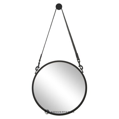 Round wall mirror (liz) (whole, in box)