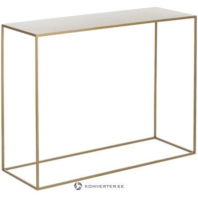 Стол металлический консольный (нестандартная форма)