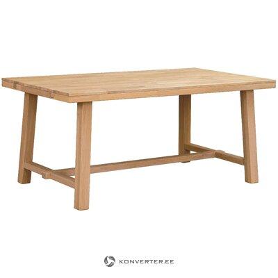 Izvelkams masīvkoka pusdienu galds Brooklyn (Rowico)