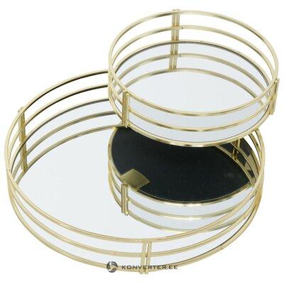 Набор подносов декоративных 2-х частей sino (boltze)