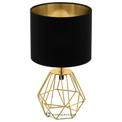 Black-gold table lamp phil (eglo)