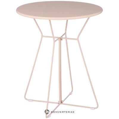 Kafijas galdiņš Bueno (vizlas rotājumi)