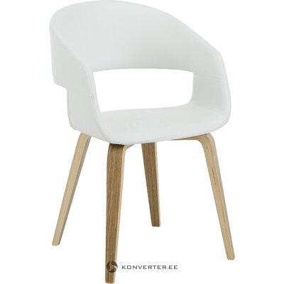 White-brown chair nova (interstil dänemark)