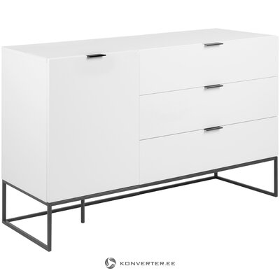 White chest of drawers kobe (interstil dänemark) (whole, in a box)