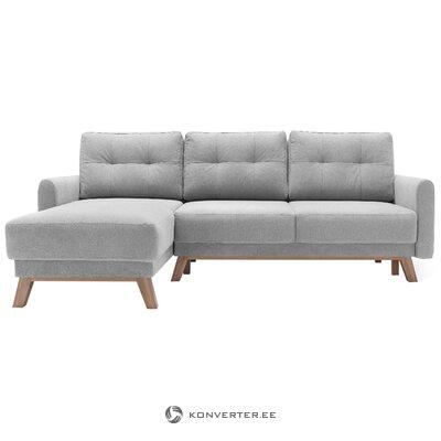 Gray sofa bed (balio)