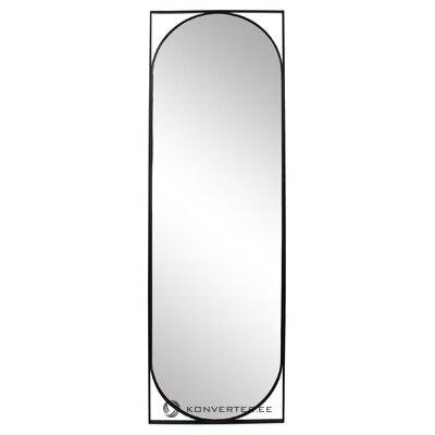 Большое настенное зеркало азурит (коллекция hd)