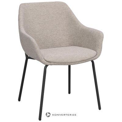 Light gray chair haley (rowico)