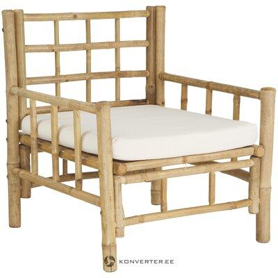 Bambusa dizaina krēsls Mandisa (Lene Bjerre) (zāles paraugs)