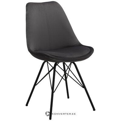 Juoda kėdė Eris (Actona)