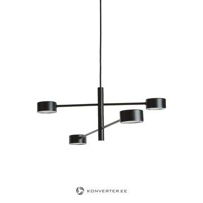 Black pendant light clyde (nordlux)