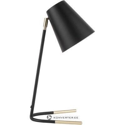 Juoda stalinė lempa kilnus (leitmotiv)