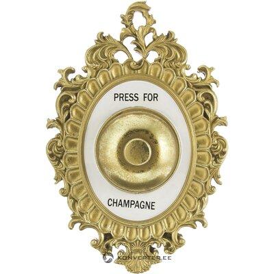 Dekoratīvs dekorācijas zvans (boltze)
