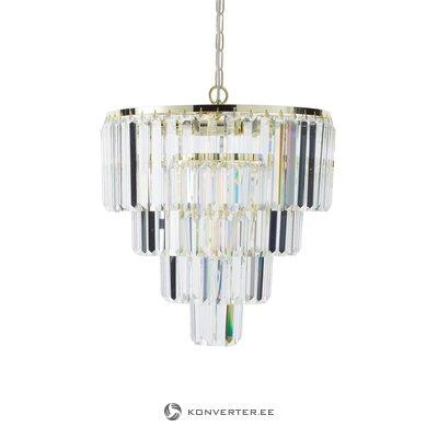 Download chandelier gracja in gold (zumaline)