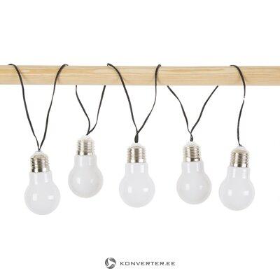 LED šviesos grandinės švytėjimas (geriausias sezonas)