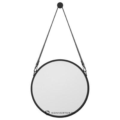 Apaļas sienas spogulis (liz) (viss zāles paraugs)