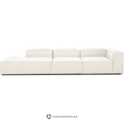 Šviesi XL modulinė sofa (skrydis)