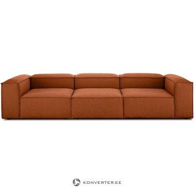 Коричневый диван (полет)