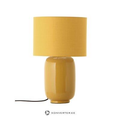 Orange table lamp cadiz (frandsen)