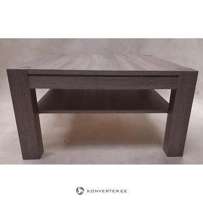 Dark brown coffee table (in box, whole)