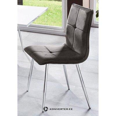 Antracīta mīkstais krēsls