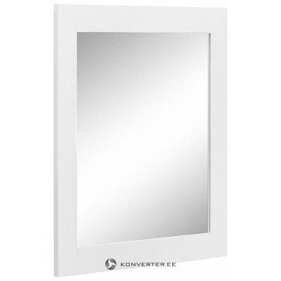 Белое зеркало (бракованное, образец холла)