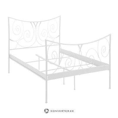 Isabelle bed 90 cm - White