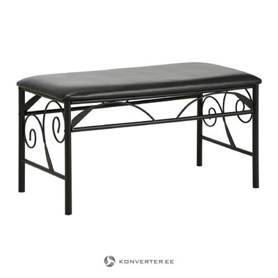 Isabelle Bench - Black