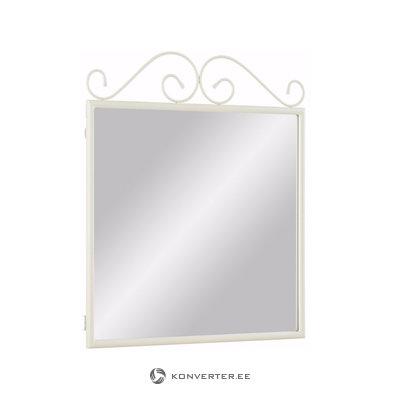 Isabelle Mirror - White