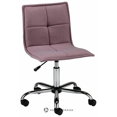 Purple office chair (brandon) (healthy, sample)