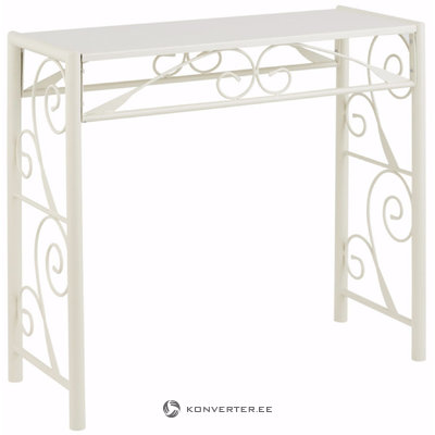 Isabelle Console table - White