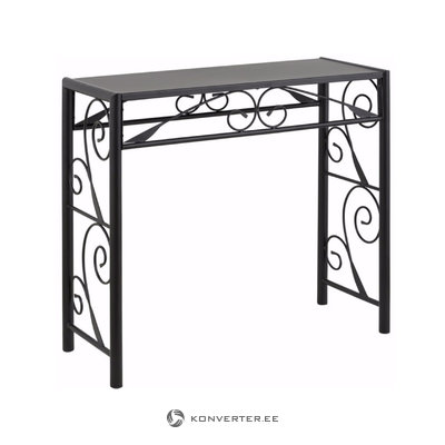 Isabelle Console table - Black