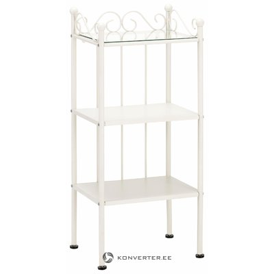 Isabelle shelf small - white