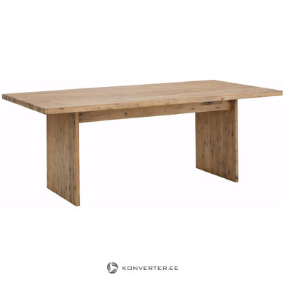 Lai Table 160 cm - Cream
