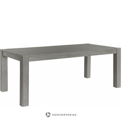 Minnie diningtable 160cm-Grey